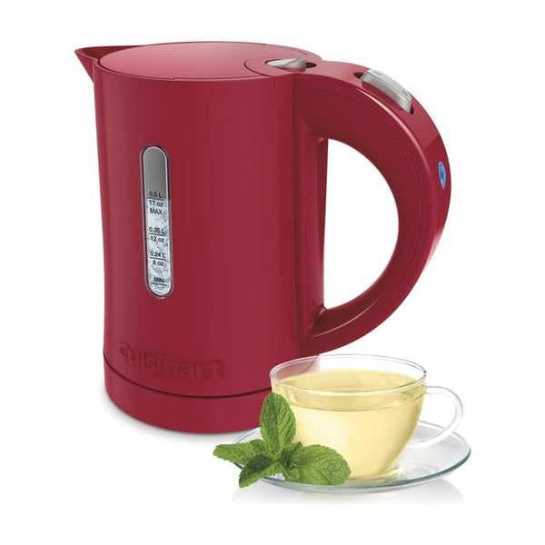 CUISINART (CK-5RC) 0.5L Quick Kettle - Red
