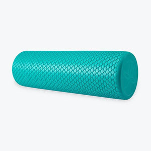 "Gaiam Restore 12"" Compact Foam Roller With Compact Size"