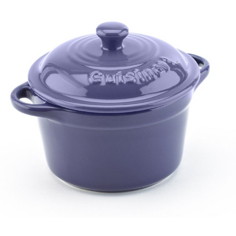 Cuisinart Mini 250 ml Stoneware Casserole with Cover (CB-MPCTC)