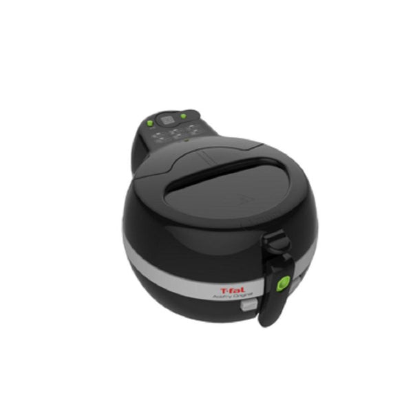 "T-FAL GH810850RB Actifry Fryer 1.2 kg, Black ""Blemished Packaging- Manufacturer Refurbished, Good as NEW (Comes with One Year Manufacturer Warranty, Direct to the Customer)"""