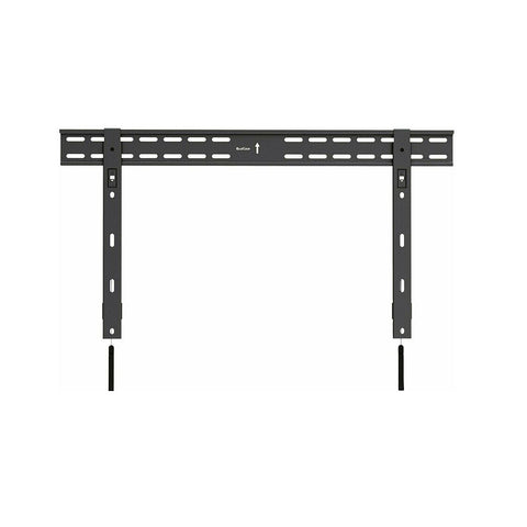 QualGear QG-TM-002-BLK Universal Ultra-Slim Low-Profile Fixed Wall Mount for 37'-70' TV's