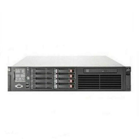 HP DL380 G7 2 x Xeon 2.66GHz Six Core 96GB 2 x 300GB 10k SAS DVD 2 x PSU