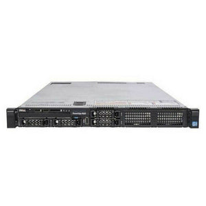 Dell PowerEdge R620 Server E5-2667v2 3.30GHz 96Gb RAM H310 2X 300Gb SAS