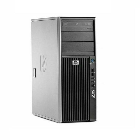 HP Z400 Workstation Quad Core XEON W3550 3.06GHz 16GB RAM 1TB HDD ATI HD8350