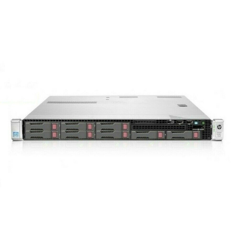 HP Proliant DL360p G8 Server-2x 6 Core Xeon E5-2640 2.50Ghz -384GB RAM-2x 300GB