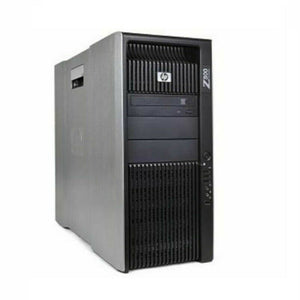 HP Z800 Workstation 2x X5570 2.93Ghz 1Tb Hard Drive, 72Gb RAM