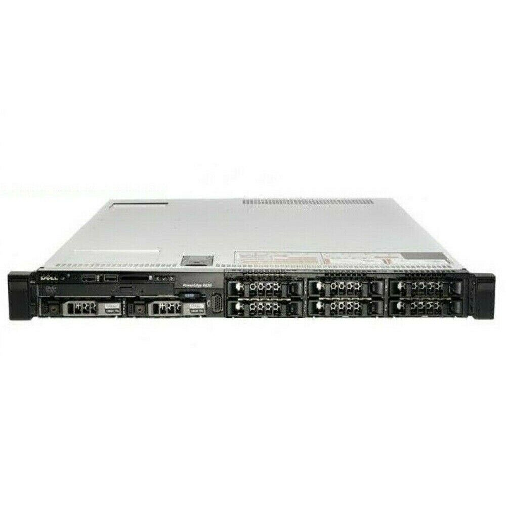 Dell PowerEdge R620 2x E5-2690 8Core 2.90GHz 128GB 2x 600GB 10K H710 Mini