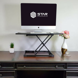 Star Ergonomics Portable Manual Standing Desk , SE21