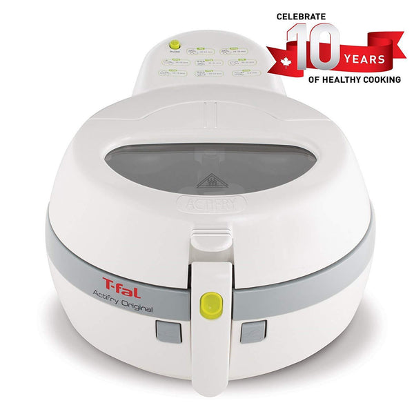 T-FAL FZ712050 ActiFry Original 1kg Fryer, - White with manuf warranty