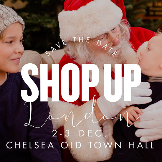 London Christmas Shop Up 2018