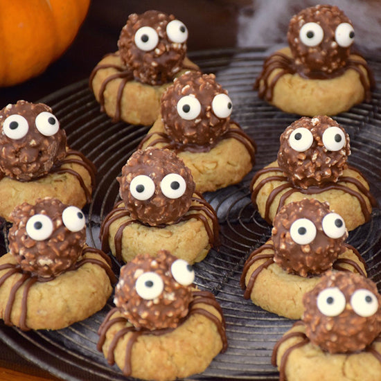 Spooky Halloween recipes for children