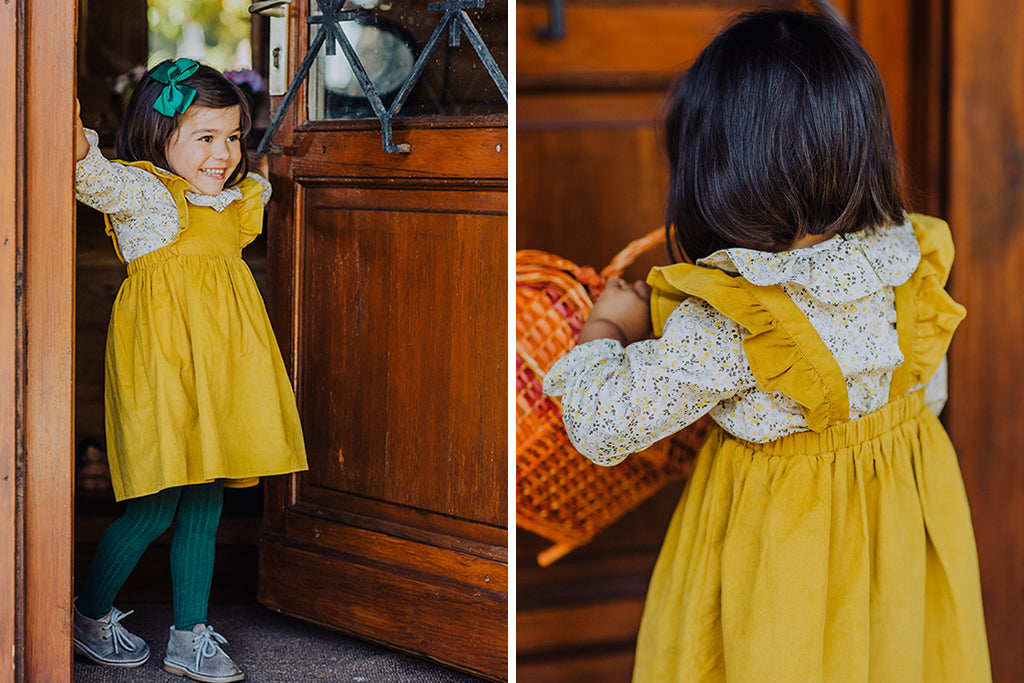 aw19 lookbook beatrice and bee