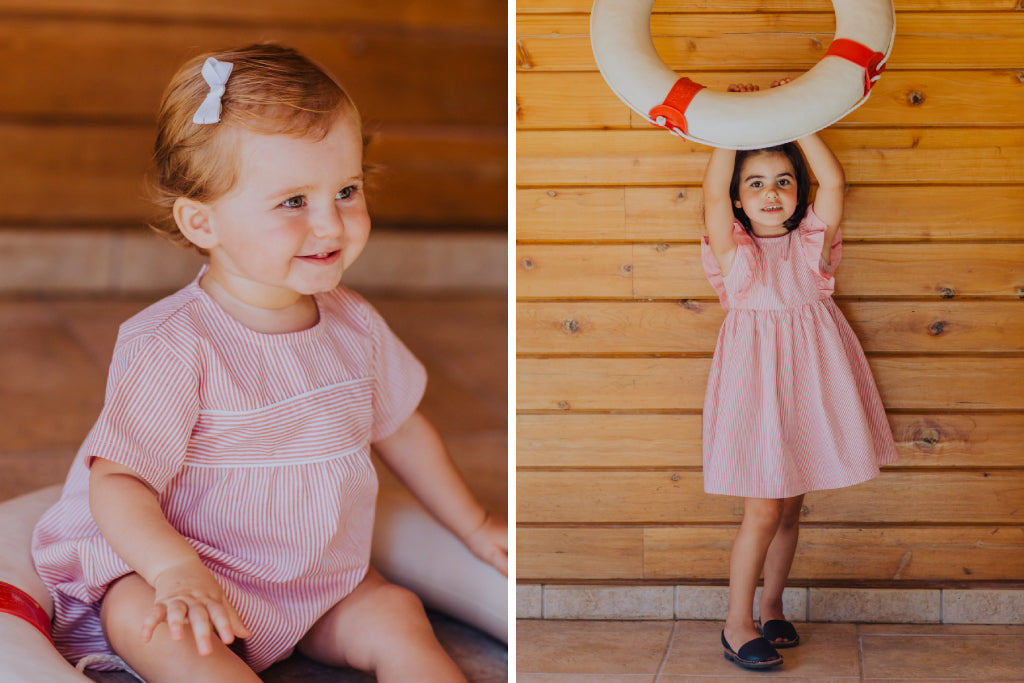 beatrice and bee SS20 lookbook