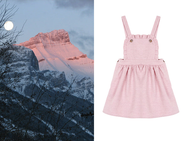 alps pink skirt beatrice and bee