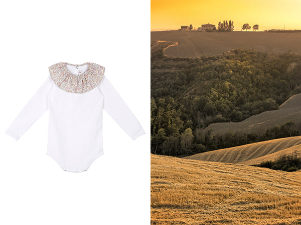 tuscany bodysuit beatrice and bee