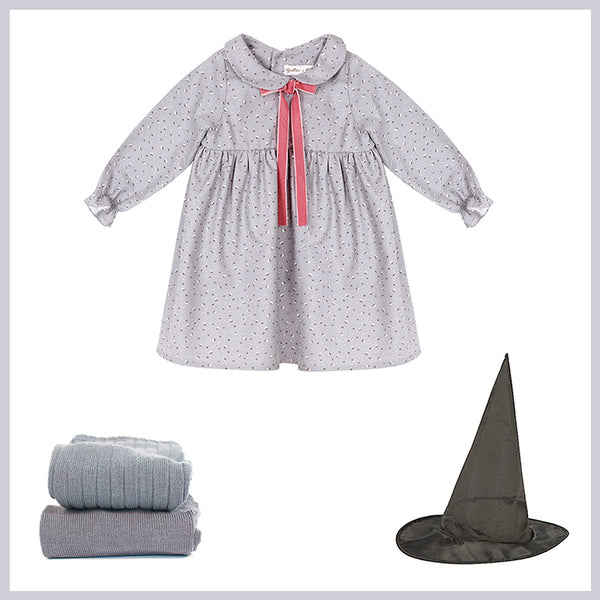 witch toddler outfit halloween