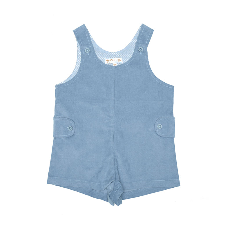 Afonso Baby Dungarees
