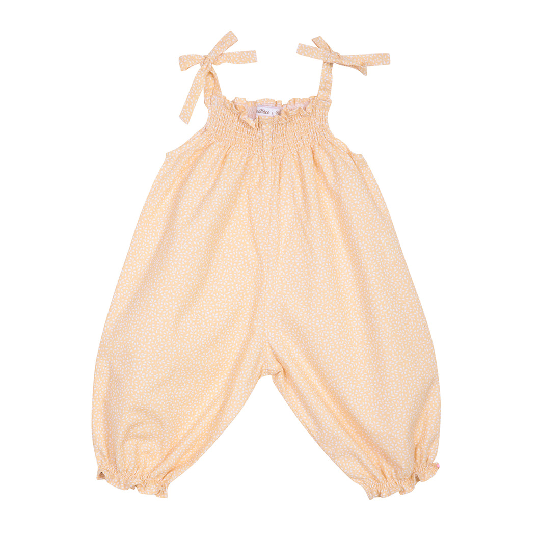 Amelia BABY GIRL PLAYSUIT