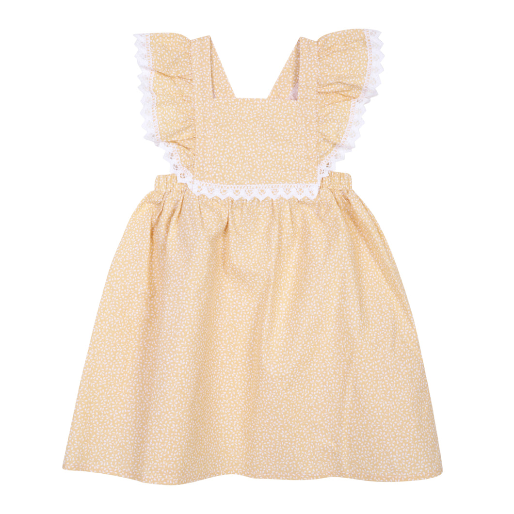 Amelia GIRL PINAFORE DRESS