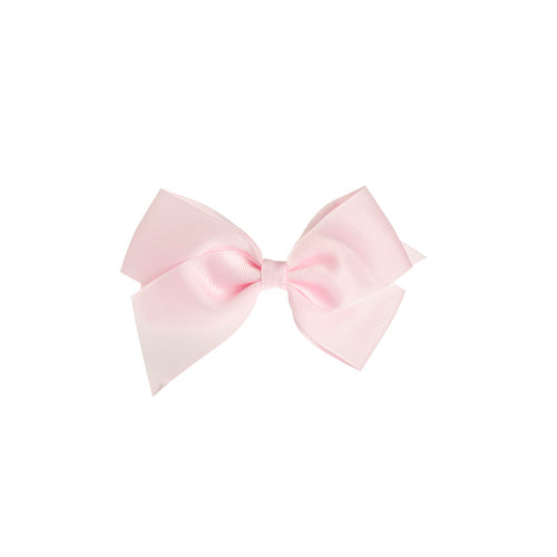 Big Bow Clip BABY PINK