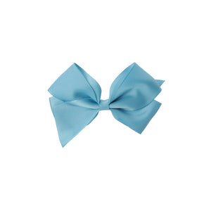 Big Bow Clip FRENCH BLUE