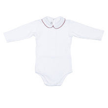 Paddington Baby Bodysuit - Burgundy