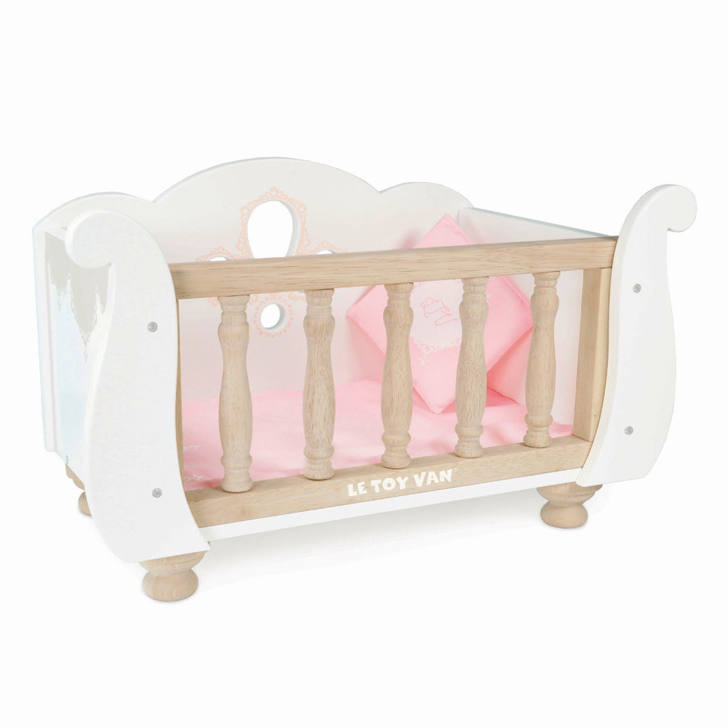 Doll Cot and Crib