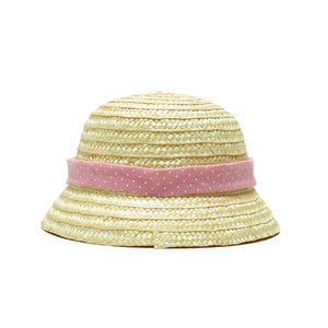 Ophelia Baby Girl Straw Hat