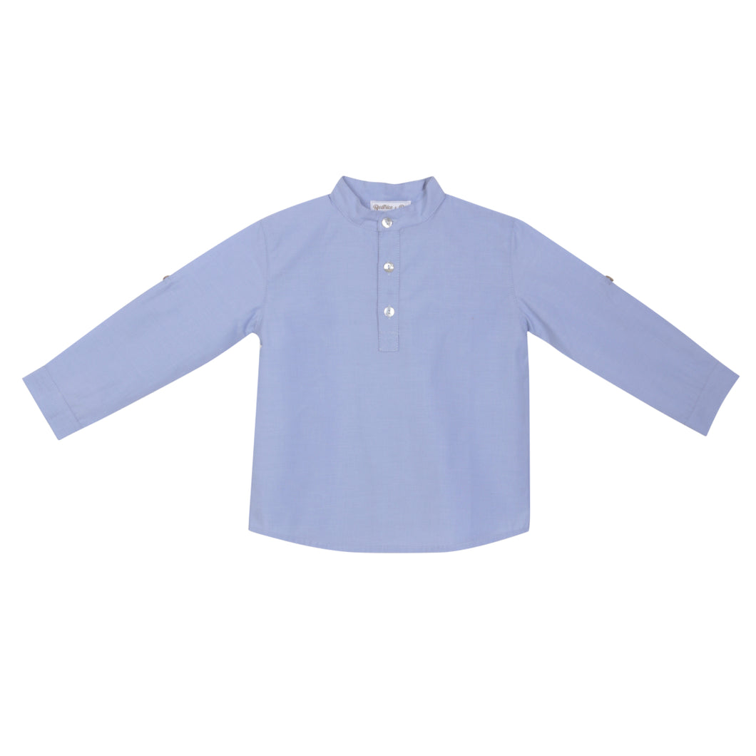 Costa Nova BLUE BOY SHIRT