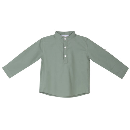 Rufus DRY GREEN BOY SHIRT
