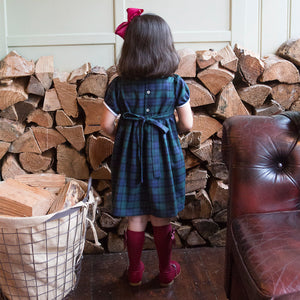 Scotland GIRL DRESS