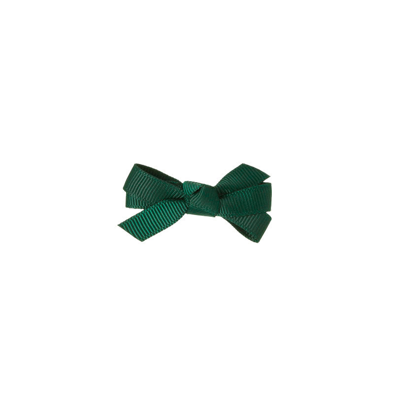Small Bow Clip Bottle Green