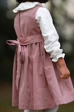 Victoria Girl Pinafore Dress