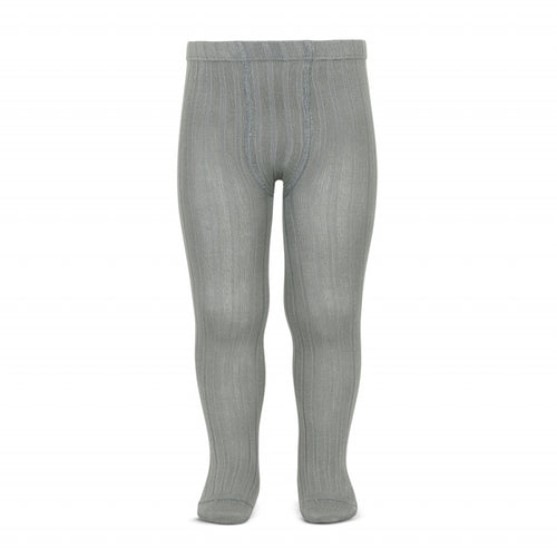 Ribbed Tights GREY