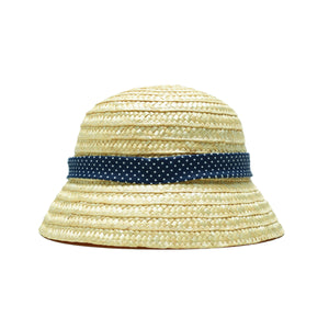 William Baby Boy Straw Hat