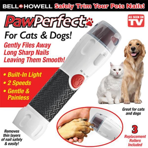 LED Pet Electric Nail Polisher-The Gospel Of Your Pet
