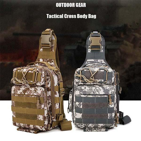 (Last Day Promotion 40% OFF) Tactical Shoulder Sling-Buy 2 Get 10%OFF N Free Shipping