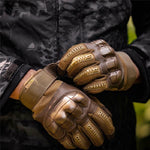 (Last Day Promotion 40% OFF) Military Full Finger Tactical Gloves-Buy 2 Get 15%OFF