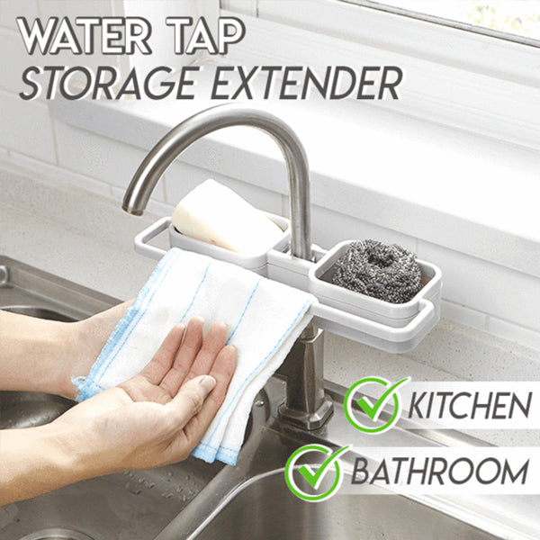 (Last Day Promotion 40% OFF) Water Tap Storage Extender