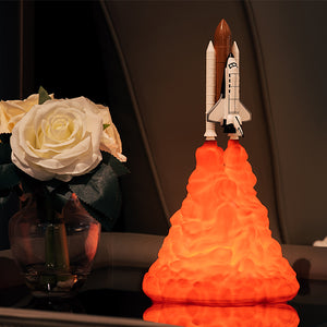 Space Shuttle Lamp-Buy 2 Get 15%OFF+Free Shipping