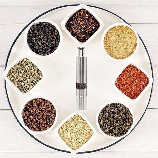 Thumb Press Pepper Grinder