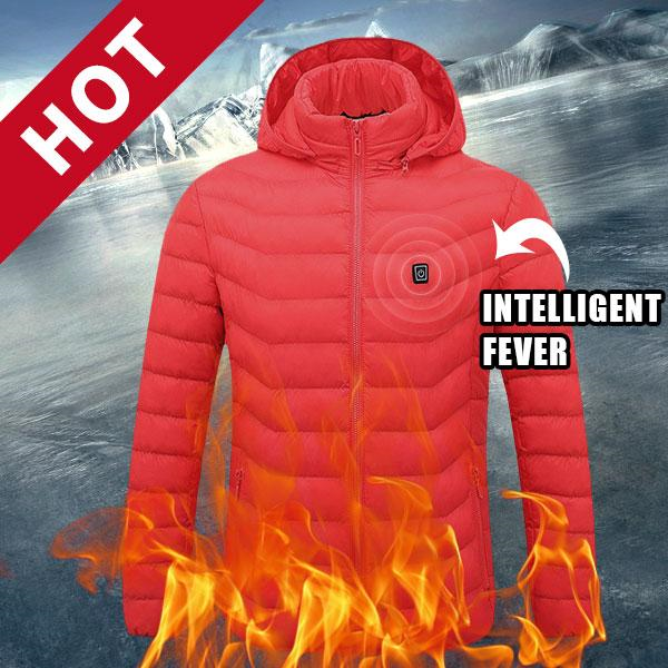 Last day promotion 40%-Smart hot down jacket