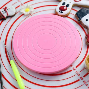 Cake Decorating Turn Table