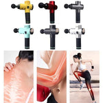 (Last Day Promotion 60% OFF)4 In One,Relieving Pain,3 Speed Setting Body Deep Muscle Massager