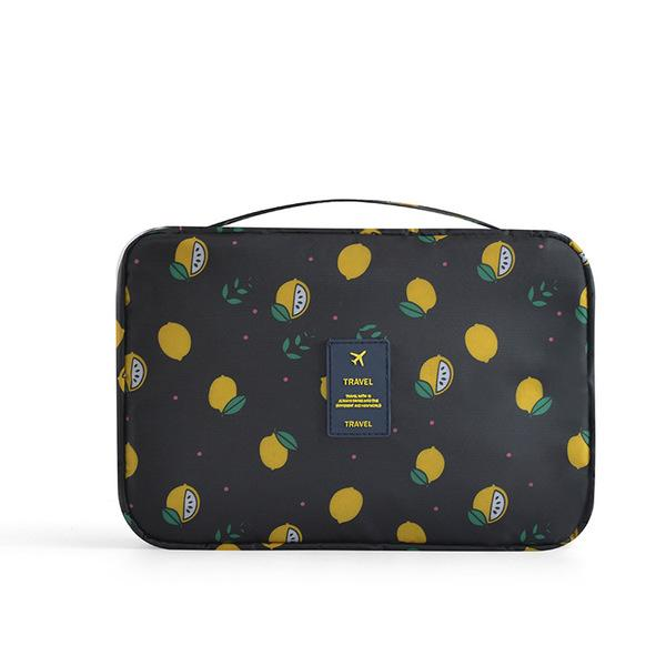 Travel waterproof cosmetic bag