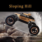 (Last Day Promotion 40% OFF) Double Motors Drive Bigfoot Remote Control Car