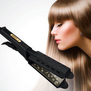 (Last Day Promotion 40% OFF)2019 New Flat Iron Hair Straightener-Buy 2 Free Shipping