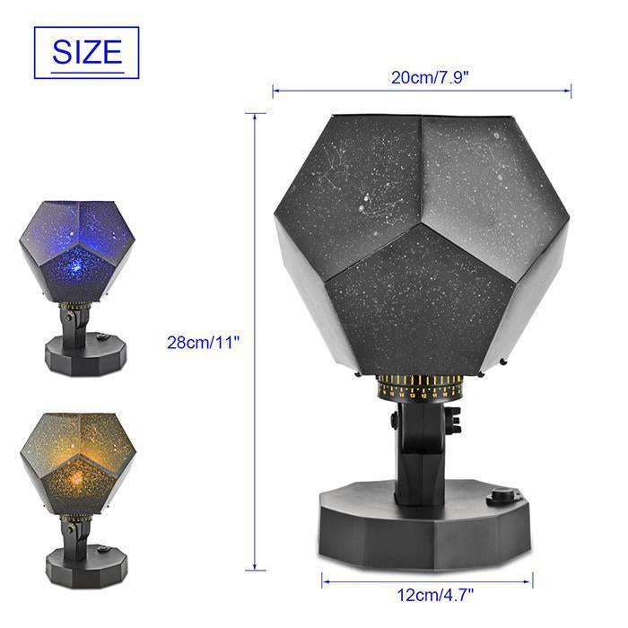 Galaxy Astro Star Projector-Buy 2 Get Extra 15% OFF + Free Shipping & Buy 3 Get 4