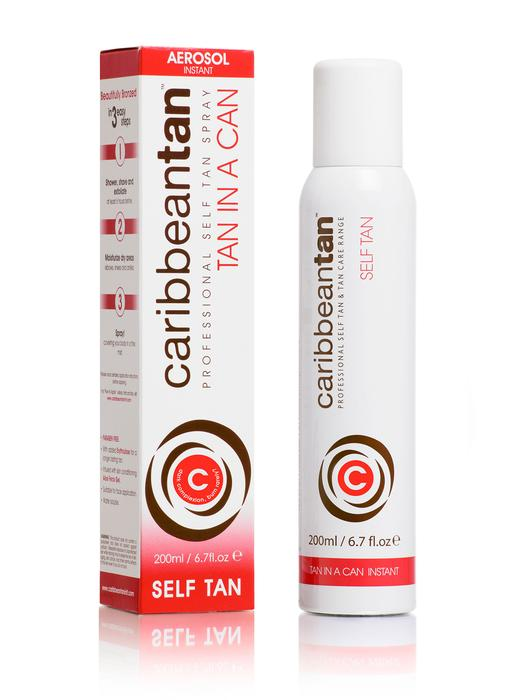 Tan In A Can - Instant - Self Tan