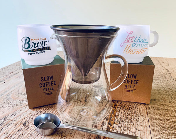 Kinto Coffee Lover Gift Set - Barista Shop